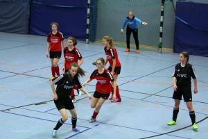 1.Runde Hallenmeisterschaft 2016/17 A-Juniorinnen