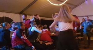 50-jähriges Jubiläum- Rot-Weisse-Nacht