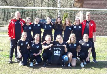 A- Juniorinnen besiegen JSG Neuenkirchen mit 5:0 !