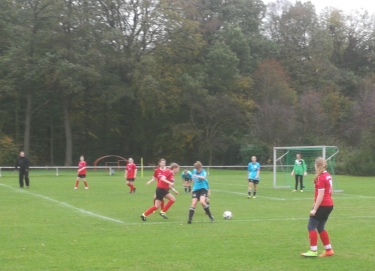 B-Juniorinnen gegen TSV Anemolter-Schinna 6:0 gewonnen.